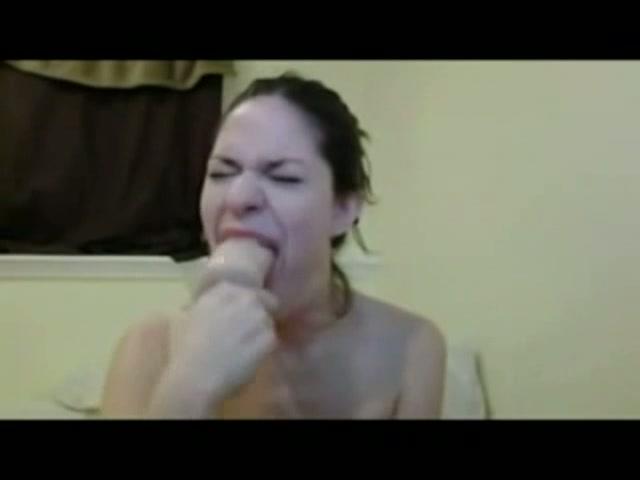 hitsig webcam meisje deepthroath haar sexspeeltje