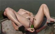 Komkommer sex