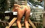 Fun in de tuin